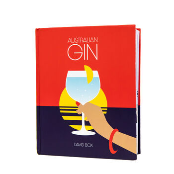 Australian Gin (book), by David Box image