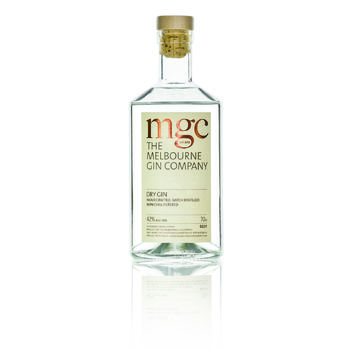 Melbourne Gin Company Dry Gin (700 ml) image