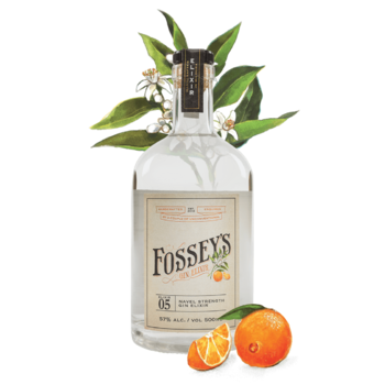 Fossey's Navel Strength Gin (500ml) image