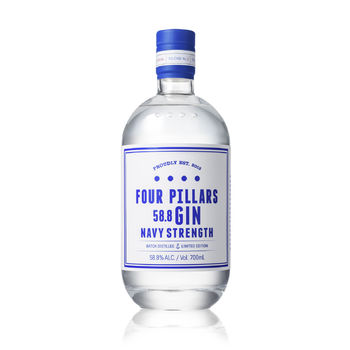 Four Pillars Navy Strength Gin (700 ml) image