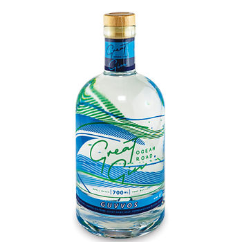 Great Ocean Road Gin - Guvvos Modern Dry Gin (700 ml) image