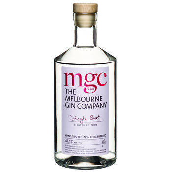 Melbourne Gin Company Single Shot Gin (700 ml) image