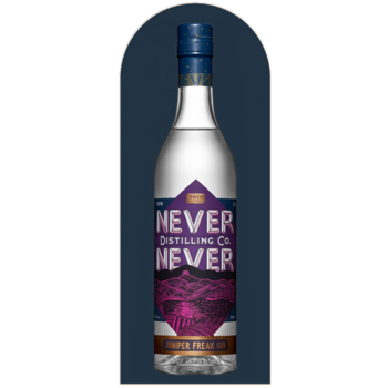Never Never Juniper Freak Gin (500 ml) image