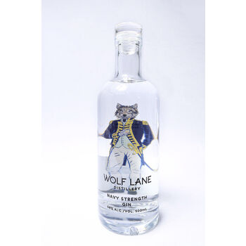 Wolf Lane - Navy Strength Gin (500 ml) image