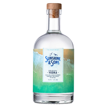 Sunshine & Sons Original Vodka (700 ml) image