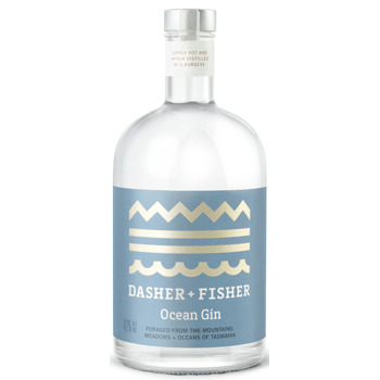 Dasher + Fisher Ocean Gin (500 ml) image