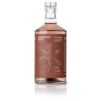 Underground Spirits - Shiraz & Pepperberry French (700 ml) image