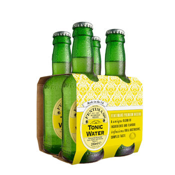 Fentimans Tonic Water (4x200 ml) image