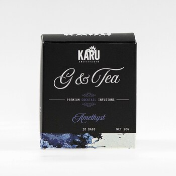G&Tea cocktail infusion ‰ÛÒ Amethyst Blue (10 Pack) image