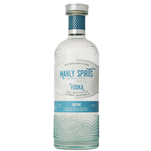 Manly Spirits Marine Botanical Vodka 700ml